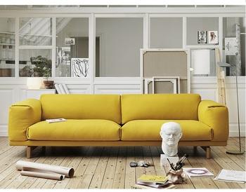 Nordic Liansheng Möbel Sofas Wohnzimmer Modernes Faules Stoff Sofagarnitur  Set Mit Holz Beine Designs