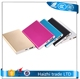 4000mah lithium-ion power pack compact external battery power supplier for phone