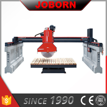high precision automatic granite bridge saw