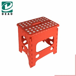 Stackable Plastic Convenient Chair/Stool
