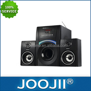 Latest Design Home Theatre Speaker with Remote Function