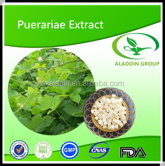 Pueraria Root Extract/Kudzu Root Extract/Puerarin 98%