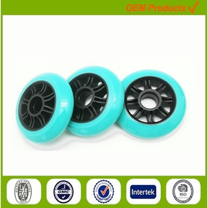 90mm Suspension Push Kick frog Scooter wheel
