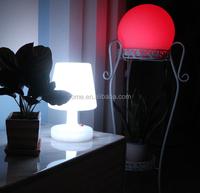 little egg taper ball cube animal pets all shapes rotomolding Led Light Table lamp Decoration, led decorative table lamp