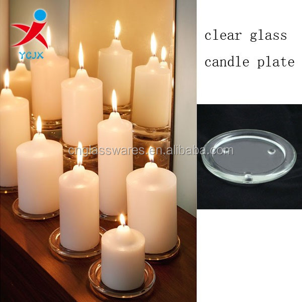 round glass votive candle holder plates wholesales  sc 1 st  Alibaba & Buy Cheap China candle holder plate Products Find China candle ...