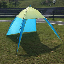 Instant Pop Up Sun Shelter Strand Zelt 1-2 person outdoor camping strand zelt