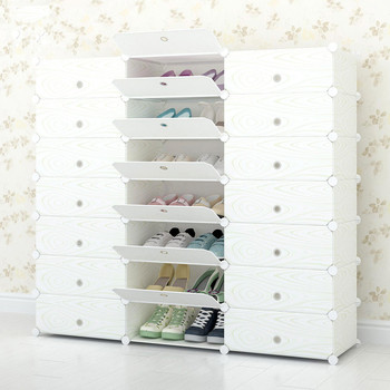 5eaa5b169f1ec Plastic Shoes Organizer And Shoe Storage Rack - Buy Stackable Plastic Shoe  Rack,Plastic Cubby Shoe Rack,Plastic Shoe Rack Product on Alibaba.com