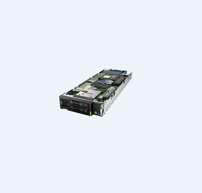 727027 -B21 BL460c Gen9 E5- 2620v3 1P for HP Server