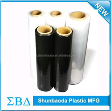 China supplier coloured pallet cling wrap shrink film for moving