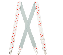 Free Sample Factory Direct Price Fashion Kids Suspenders ,Braces For Children Child Baby Suspenders, Women Supenders Adjustable