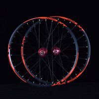 Disc Brake Mountain Bike Wheels Disc Brake 26/27.5/29inch wheel 32Holes MTB Bicycle Wheels front 2 rear 4 sealed bearings