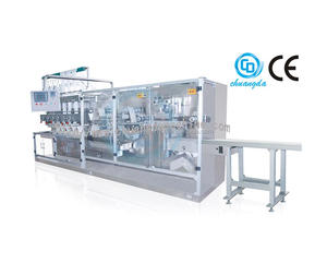CD-180II Wet wipe Folding Machine
