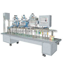 2012 new design ice lolly filling sealing machine