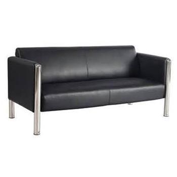 Decoro Leather Office Sofa Sf129 3 2 1 Seat 100% Top Grain Leather ...