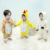 Wholesale Toddler Clothing Long Sleeve Cotton Baby Toddler Clothes Animal Kids Romper Jumpsuit