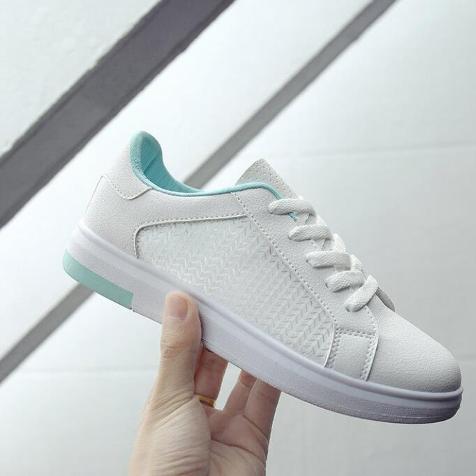 zm51023b spring and summer hot sale women casual white shoes lady breathe hollow out joker shoe