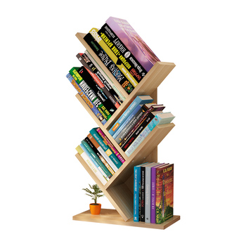 Dormitory Student Tree Shaped Bookshelf
