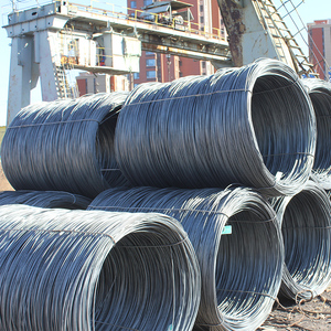 HPB300 20MnSi high speed long service life steel wire coil suppliers