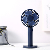 Air circulator portable hand held usb mini fan with mirror
