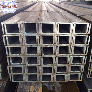 U shaped structure steel sections channel specifications channel steel bar sizes