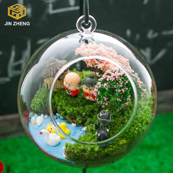 Wall Hanging Planters Wall Terrarium Home Decoration Diy Buy