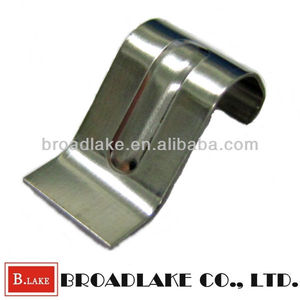 stainless steel retainer clip for TO220 heatsink