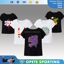 (OEM FACTORY) men and women Unisex Wholesale printing Running dri fit t-shirt