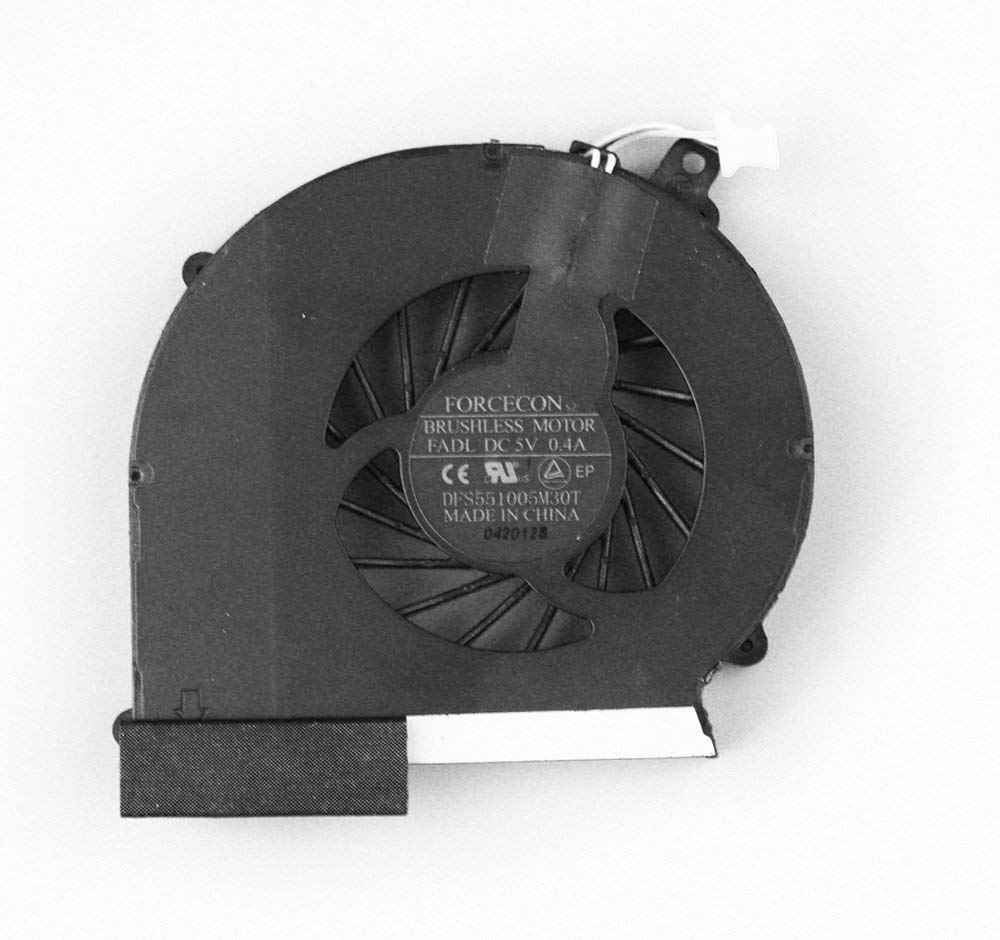 Delanse New For HP 630 631 636 series CPU Cooling Cooler Fan MF60120V1-C181-S9A K1A26S
