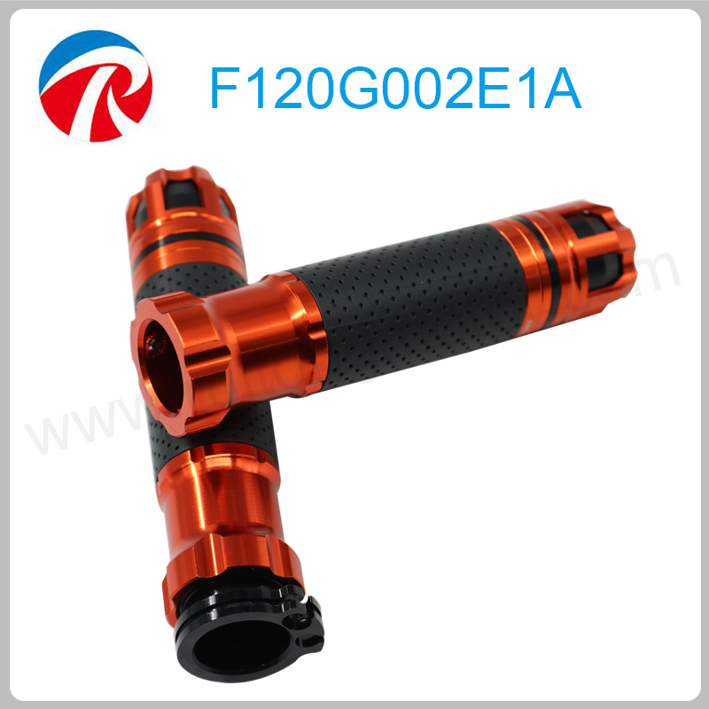 <strong>Motorcycle</strong> Modify Parts Dirt Bike 23mm Handlebar Grip Skid Resistance Handle Grip ATV Throttle Handle Grip