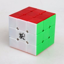 High quality puzzle solve Dayan Magic cubes with tutorial