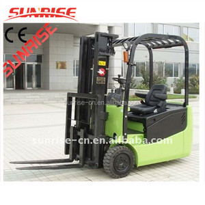 1.8 ton yale forklift price, new electric forklift truck with CE certificate