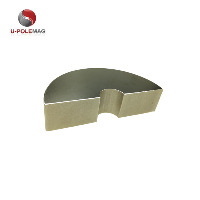 Arc neodymium magnet for Engineering