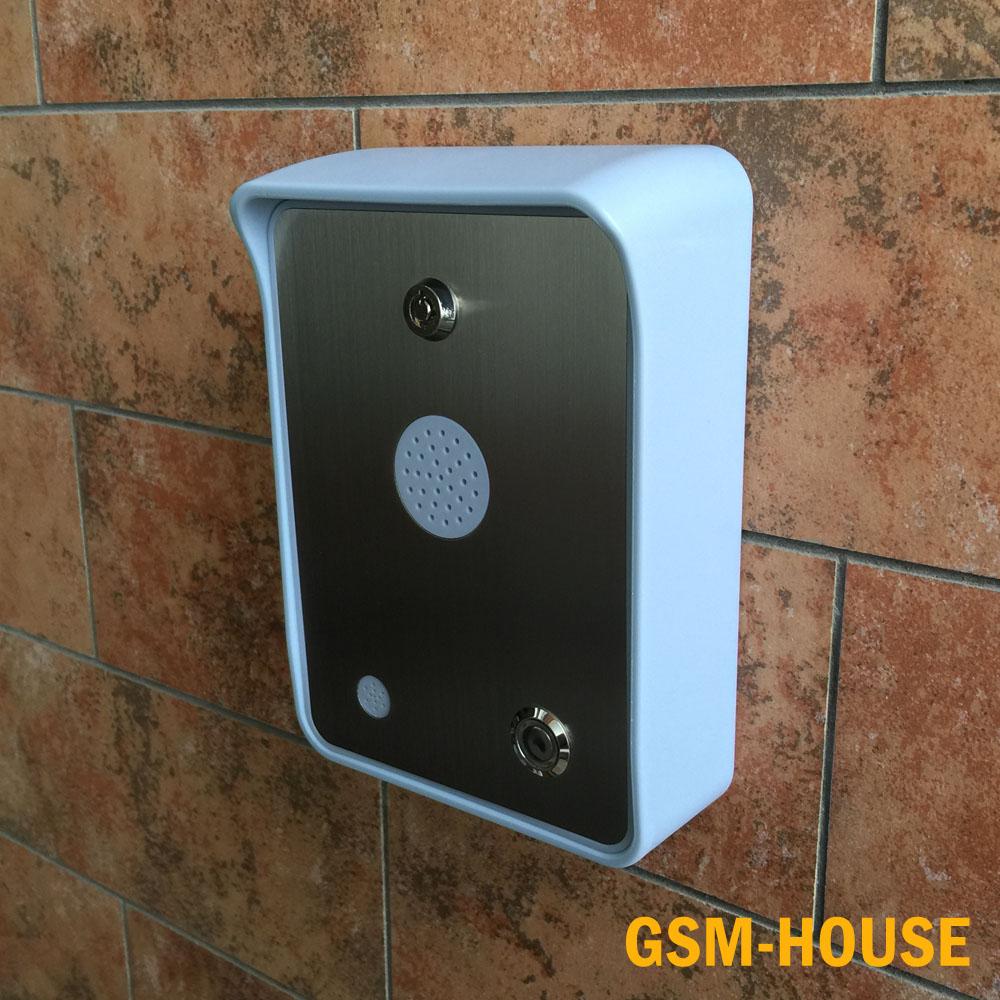 Gsm 225 Udio Interfone Interfone Com Controlador De Acesso