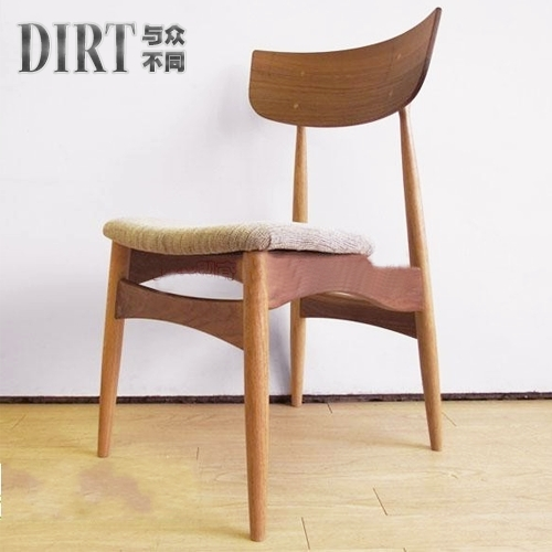 Japanese Style Wood Furniture Small Apartment Simple