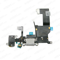 Dock Charging Port Flex Cable for iPhone 5