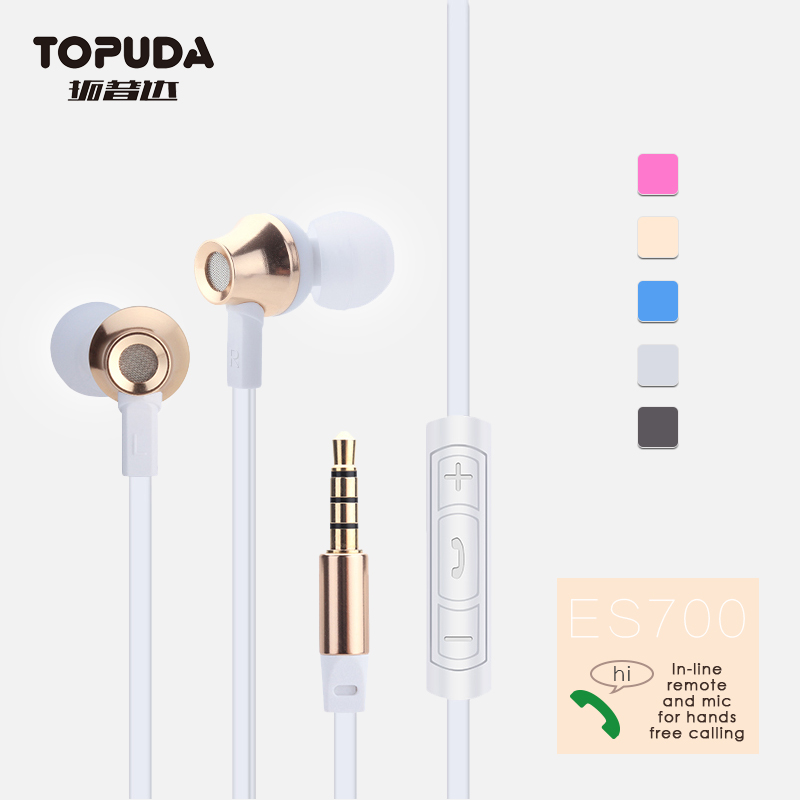 Get free samples new design in ear headsets