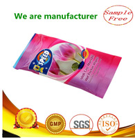 10pcs/bag alcohol wipe baby wipes brands aloe wipe