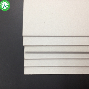Grey cardboard paper 2mm 1200 gsm thickness