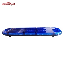Newest Low Profile police Led Light Discount Led Lightbar Public Security Emergency Vehicles Amber Led Light bar for Trucks