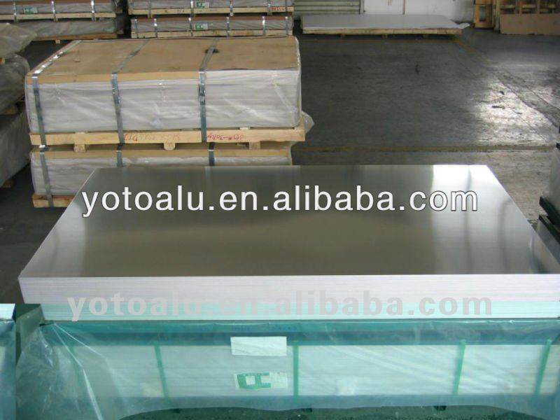 Aluminium sheet---->Aoo1070,Alloy 3003-->Tensile Strength 128 Mpa
