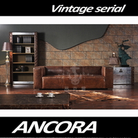 brown classic sofa,chesterfield sofa & leather chesterfield sofa A115