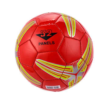 Factory Supply Certificate PVC Team Match Training Football
