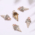 Alloy Diamond Inlaid Ice Cream Pendant Jewelry Making Accessory