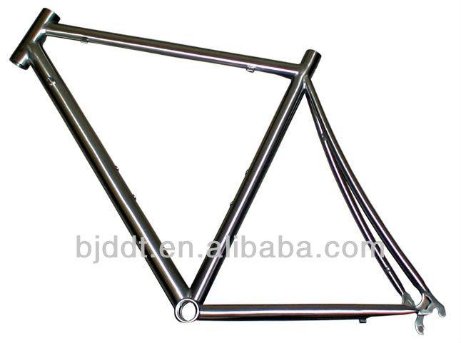 titanium folding bike frame titanium folding bike frame suppliers and manufacturers at alibabacom