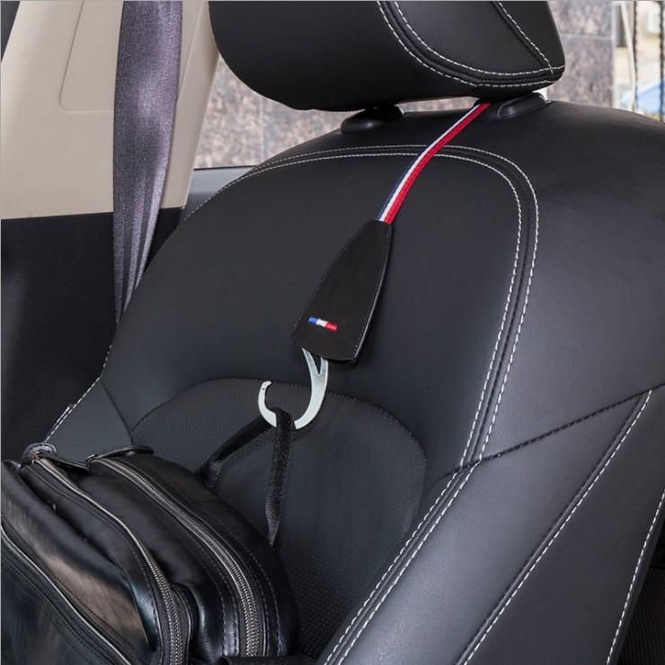 Car Seat Metal Hook Car Interior Rear Seat Back Creative Car Small