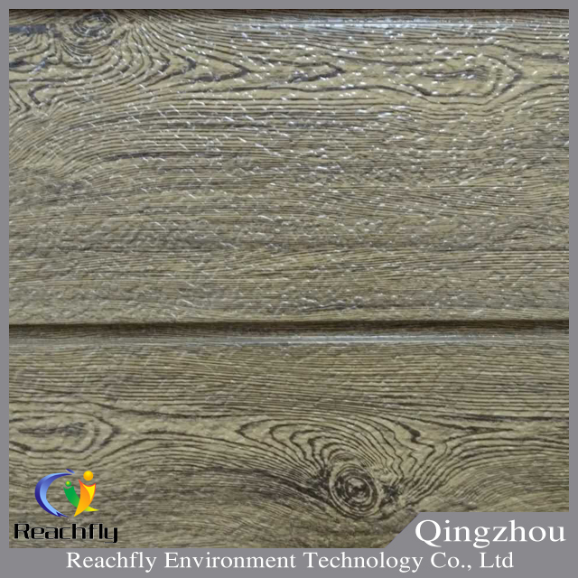 Sound proof PU foam laminated wall panel for container house decoration