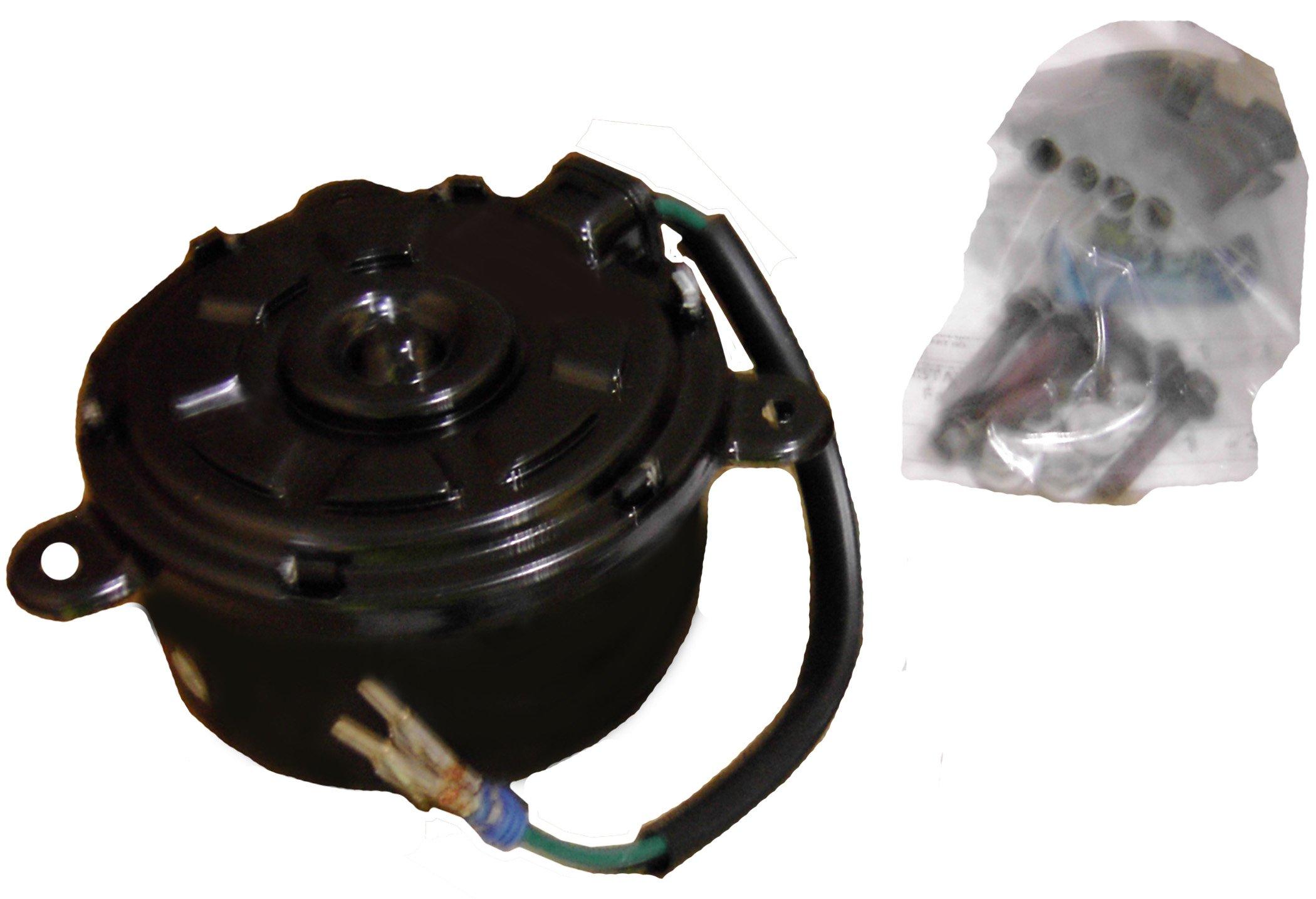 Engine Cooling Fan Motor Kit ACDelco GM Original Equipment 15-8498
