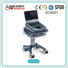 Portable Color Doppler Ultrasound Machine with CE