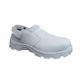 white waterproof slip and oil resistant work safety shoes cooked kitchen hotel shoes wholesale RS7521