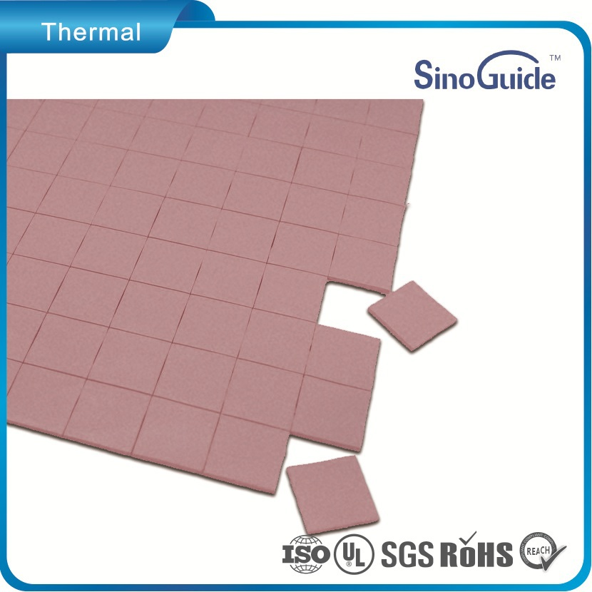 5.0W/m.k Thermal Conductivity Silicone Thermal Pad